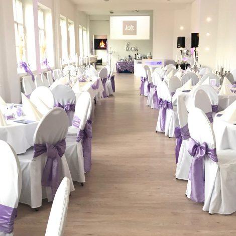 Bewertungen, Erfahrungen, Referenzen zur Hochzeitslocation das Loft